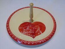 plateau à fromage en céramique décoré main TDF