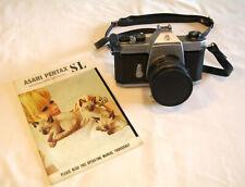 Asahi Pentax Spotmatic F with SMC Takumar 55mm F/1.8 Lens