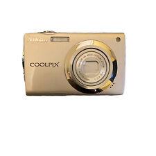 Nikon COOLPIX S4000 12.0MP Digital Camera - silver