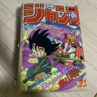 Weekly Shonen Jump Dragon Ball No. 1 lottery cushion