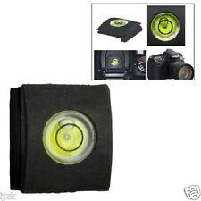 Zapata espíritu Nivel Cubierta Protector Para Cámaras DSLR Canon Nikon Pentax Reino Unido