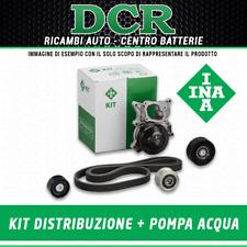 Pompa acqua + Kit distribuzione INA 530018230 RENAULT TWINGO II (CN0_) 1.2 58CV