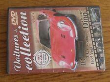 $$$ DVD Coches de colección Volumen 1 IDCVFerrari de Montlhéry DinoFACEL