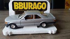 BURAGO SCALA 1:24 MERCEDES-BENZ 500 SEC. COD.0111