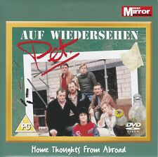 AUF WIEDERSEHEN, PET Home Thoughts From Abroad (DAILY MIRROR DVD)