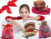 Littlest Pet Shop Lot of 4 Random Pcs 1 Dog and 3 Clothing Accessories Lps Gift