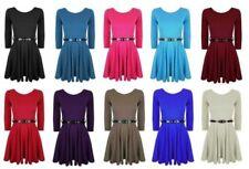 Robes courtes manches 3/4 pour fille de 2 à 16 ans