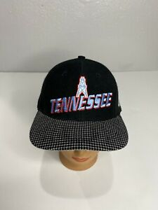 Vintage NFL Pro Line Tennessee Oilers Hat One Size