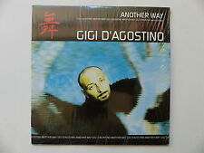 CD Single GIGI D'AGOSTINO Another way 724388892223