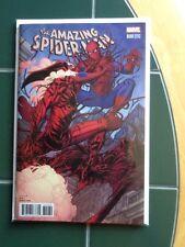 Amazing Spiderman Issue #800 Bradshaw Variant Cover Marvel Comic