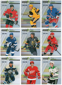 2020-21 Synergy Synergy FX /749 Pick Any Complete Your Set