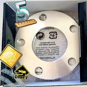 2 DISTANZIALI 5 mm 4x100 60.1 + 8 BULLONI PER RENAULT CLIO/2/3/4 CAPTUR TWINGO