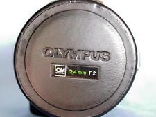 OLYMPUS OM ZUIKO 24mm F2 LENS CASE
