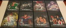 """YU YU HAKUSHO: GHOST FILES VOL. 1-8 (COMPLETE SERIES)  DVD """"Non Collectible"""""""