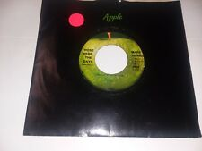 Mary Hopkin Those Were The Days/Turn Turn Turn 45 RPM Record Apple 1801 (FC1-1)