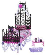 Monster High Specra Vondergeist Bett Sammlerzubehör SELTEN Y7714