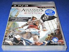 Assassin's Creed IV: Black Flag Sony PlayStation 3 *Factory Sealed! *Free Shippi