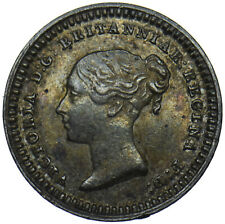 More details for 1843 threehalfpence - victoria british silver coin - very nice