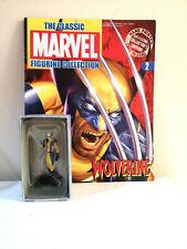 Eaglemoss Classic Marvel Figurines Wolverine