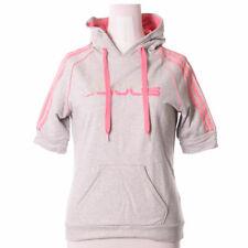 Adidas Damen Hoodie Kapuzenpullover Gr.40 Sport T-Shirt Sweat Grau, 24988