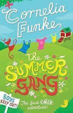 Funke, Cornelia The Summer Gang (C.H.I.X.) Very Good Book