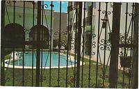 """Mexique - cpsm - Intérieur de l'hôtel """"Caleza Real"""" - OAXACAN"""