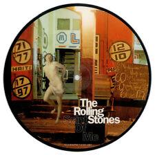 """Ex! LES ROLLING STONES Saint of me 7"""" vinyl Picture PIC DISC!"""