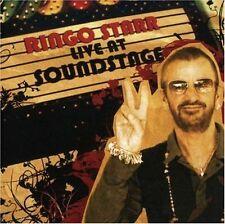 Starr Ringo - Live At Soundstage - CD Nuovo Sigillato