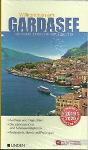 Reiseführer Gardasee Garda Trient Limone Verona Brescia Riva Bardolino Salo 2020