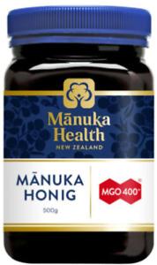 Manuka-Honig Manuka Honig MGO 400+ 500g I Original manuka honey mgo 400 500