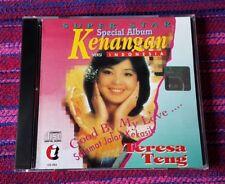 Teresa Teng ( 鄧麗君 ) ~ Goodbye My Love ( Malaysia Press ) Cd