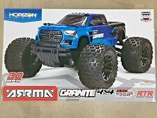 Arrma Granite 4x4 V3 550 Mega RTR Monster Truck (Blue) ARA4202V3T1 Brand New!!