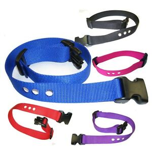 """3/4 """" 3 Hole Dog Fence Replacement Strap + RFA 529 Kit With 2 High Tech Batterys"""