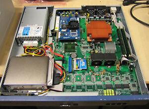 Ambiron TrustWave ATW IPAngel-400 IP Angel-400 80GB 1GB Sensory Networks C-2000