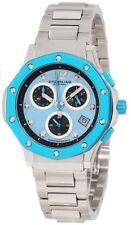 Stuhrling Original 180 121181 Womens Aquadiver Cosmo Quartz Chronograph Watch