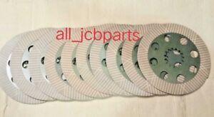 JCB  BRAKE FRICTION PLATE, QTY 10 PCS (PART NO. 458/20353 450/10224)
