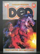 DEN #6 Richard Corben, Fantagor, Horror, 1988, Sci-Fi FN