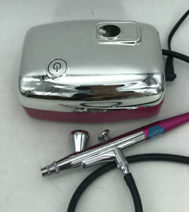 Luminess Air Airbrush Stylus with Compressor & Hose BC-050CP * With Starter Kit