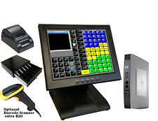 Point of sale POS System Register  Restaurant Bar or Retail - NO CONTRACT