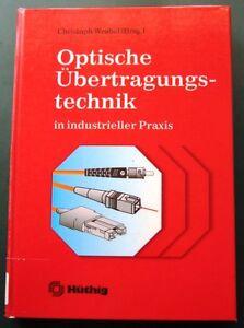 Optische Übertragungstechnik / Wrobel
