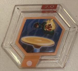 Disney Infinity 2.0 Jack-O-Lantern's Glider Spider-man Power Disc *Multibuy*