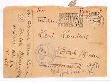 AJ315 1944 WW2 GERMANY Melsen Hospital {samwells-covers}