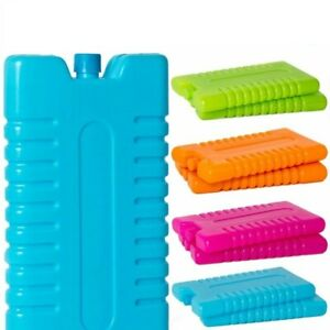 Reusable Freezer Cool Blocks Ice Pack Cooler Bag For Picnic Travel Lunch Box
