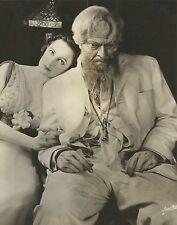 "GERALDINE FITZGERALD & ORSON WELLES in ""Heartbreak House at Theater"" 1938"