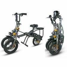 48V 15.6AH 350W  Foldable Electric Tricycle 14 Inches 3 Wheel Folding