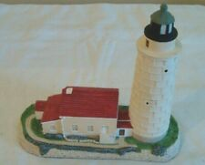 Harbour Lights Cana Island, Wisconsin #119 1991 #5350/5500 Coa and Box