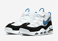 Nike Air Max Uptempo 95 Basketball Mens Shoes White Blue CK0892-103 Multi Sizes