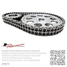 DOUBLE ROW TIMING CHAIN 4.2L & 5.0L V8 MOTOR [HOLDEN VB-VC-VH-VK-VL COMMODORE]