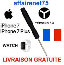 Outil tournevis triwing de précision Y0.6 pour iPhone 7 / 7 plus et Apple WATCH