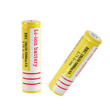 Li-ion Rechargeable 18650 3.7V 5000mAh Li-ion Battery for Led Flashlight LJ